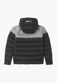 Nike Performance - CR7 PADDED  - Winterjas - black/white/iridescent - 1