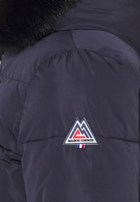 Maison Courch - PARKA - Winter jacket - navy/black - 4