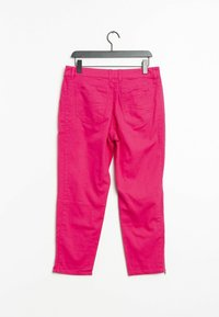 Sheego - Trousers - pink - 1