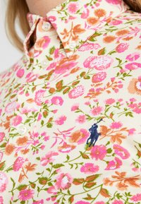 Polo Ralph Lauren - OXFORD - Button-down blouse - blush/multi - 4