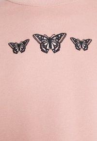 Hollister Co. - PUFF CREW - Sweatshirt - pink - 5