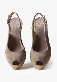 Toni Pons - CALPE - Sandals - taupe - 1