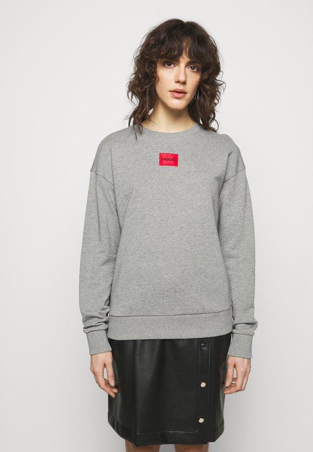 NAKIRA - Sweater - grey melange