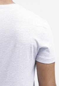 Lacoste - T-shirt basic - paladium chine - 4