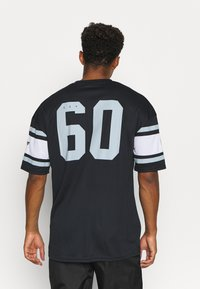 Fanatics - NFL OAKLAND RAIDERS ICONIC FRANCHISE SUPPORTERS JERSEY - Top - black - 2