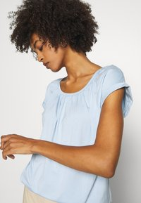 Soyaconcept - SC-MARICA 4 - Basic T-shirt - skyway blue - 4