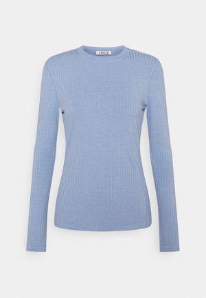 GWEN LONGSLEEVE - Long sleeved top - blau