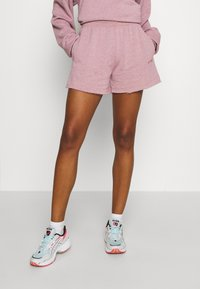 BDG Urban Outfitters - JOGGER - Shorts - bubble gum - 0