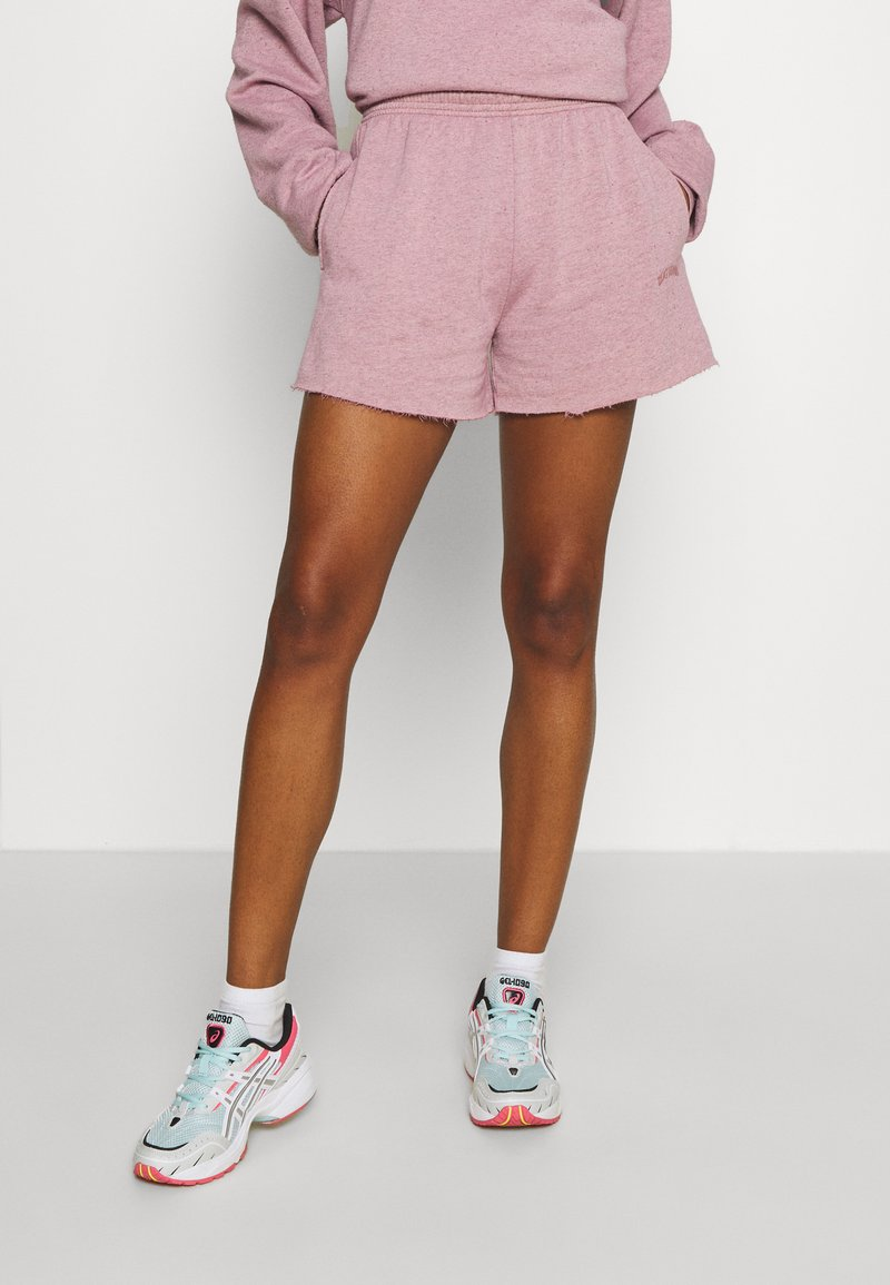 BDG Urban Outfitters - JOGGER - Shorts - bubble gum