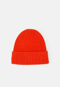 ARKET - BEANIE UNISEX - Čepice - orange bright - 1