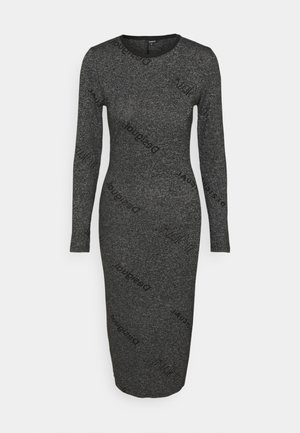 ANGIE - Robe pull - gris vigore