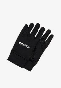 Craft - TEAM GLOVE - Hansker - black - 0