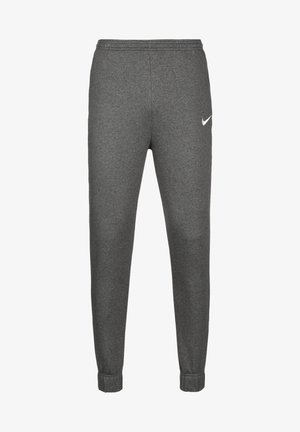 PARK 20  - Pantaloni sportivi - charcoal heather / white