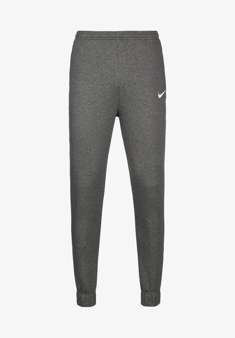 Nike Performance - PARK 20  - Pantalon de survêtement - charcoal heather / white