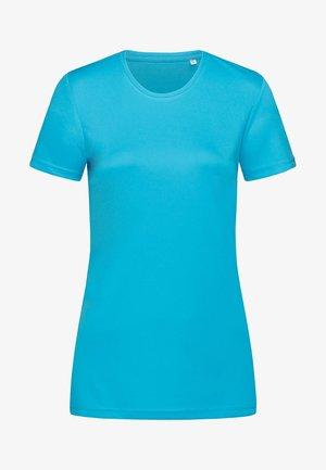 Sports shirt - hawaii blue