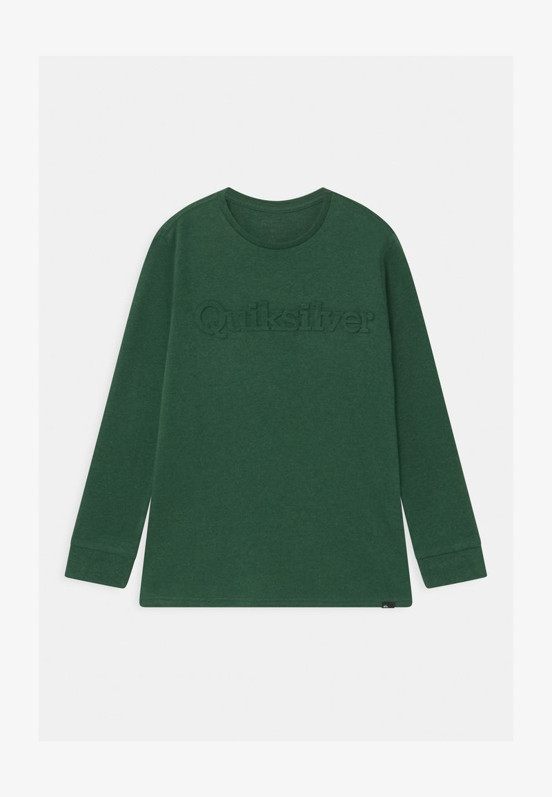 Quiksilver - TROPICAL SLANG - Long sleeved top - greener pastures
