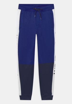 ATHLETIC - Pantalones deportivos - sporting royal/cruise navy