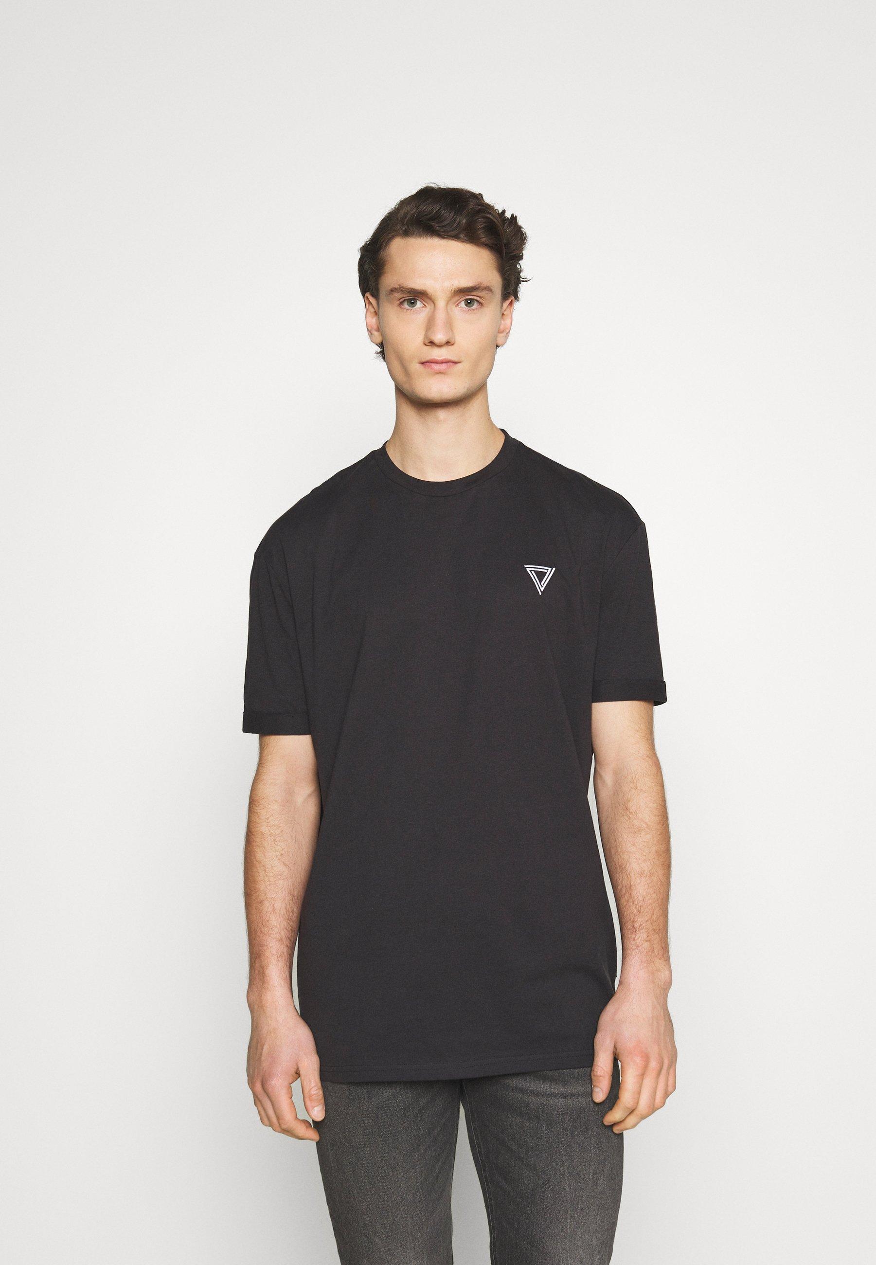 Men LOOSE FIT - Print T-shirt