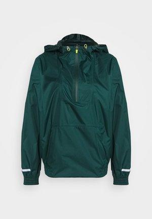 ANORAK OVERHEAD JACKET - Waterproof jacket - june bug green