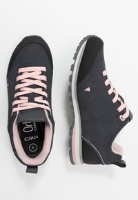 CMP - ELETTRA  - Hiking shoes - antracite/pastel pink