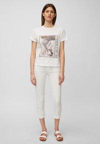 Marc O'Polo - Print T-shirt - multi/jersey - 1