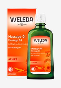 Weleda - ARNICA MASSAGE OIL - Body oil - - - 0