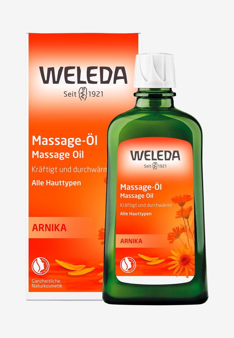 Weleda - ARNICA MASSAGE OIL - Body oil - -