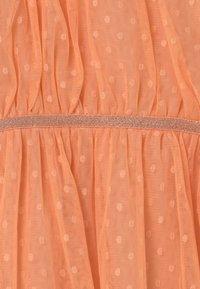 Name it - NMFVABOSS SPENCER - Day dress - cantaloupe - 2