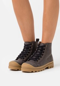 NAE Vegan Shoes - NOAH VEGAN - Nilkkurit - grey - 0