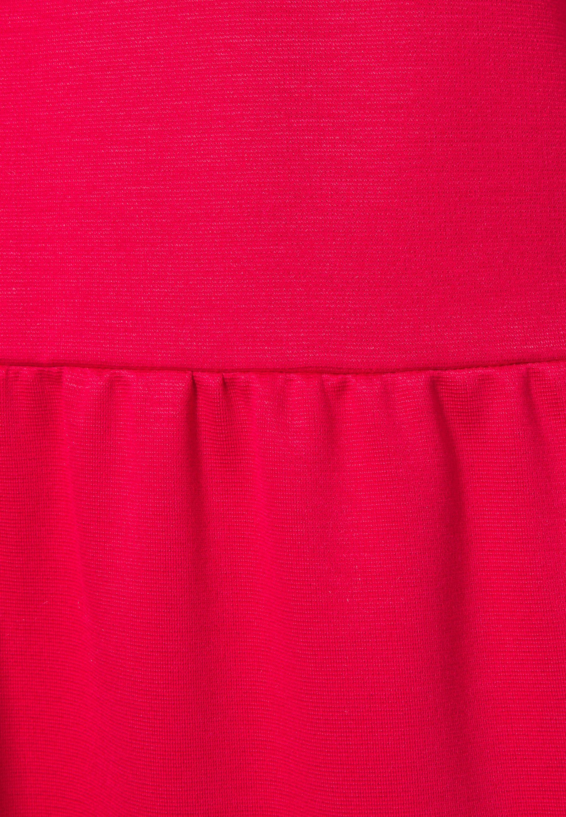 Marc Cain Freizeitkleid deep pink/pink