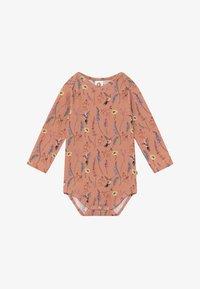 Müsli by GREEN COTTON - HUMMINGBIRD BODY BABY - Body - dream blush - 2