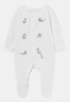 NEWBORN UNISEX - Sleep suit - ivory