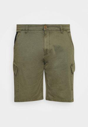 ATHLONE PLUS - Shorts - army