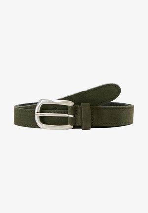 Belt - oliv