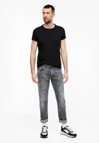 s.Oliver - Basic T-shirt - black - 1