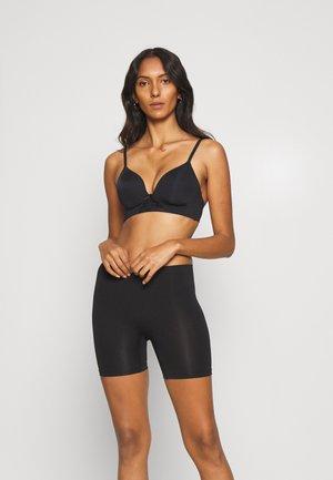 2 Pack HW seamless short - Shapewear - black
