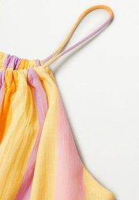 Mango - Vapaa-ajan mekko - yellow - 6