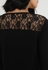 Anna Field - Bolero - Strickjacke - black - 5