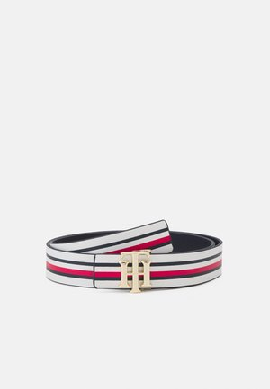 LOGO - Belt - white