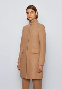 BOSS - Manteau classique - light brown - 0