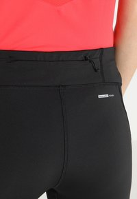 Salomon - AGILE LONG - Legging - black - 3