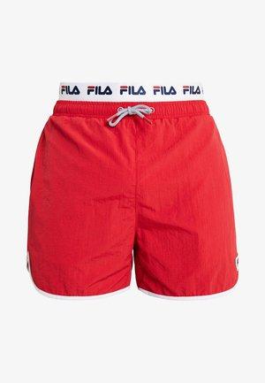 HOBIE - Swimming shorts - true red