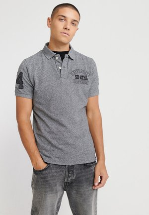 CLASSIC SUPERSTATE  - Polo shirt - graphite grit