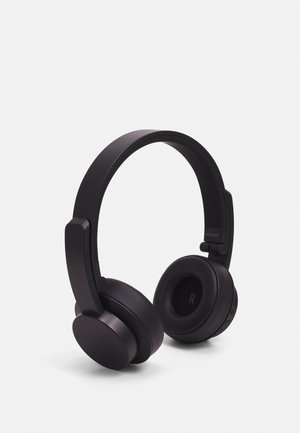 DETROIT BLUETOOTH UNISEX - Koptelefoon - black