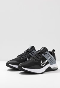 Nike Performance - AIR MAX ALPHA TRAINER 3 - Scarpe da fitness - black/white/wolf grey - 2