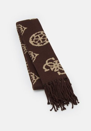 SCARF - Scarf - brown