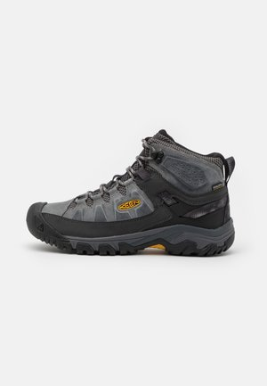 TARGHEE III MID WP - Hiking shoes - drizzle/yellow