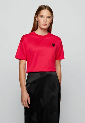 ELENAS - T-Shirt print - pink