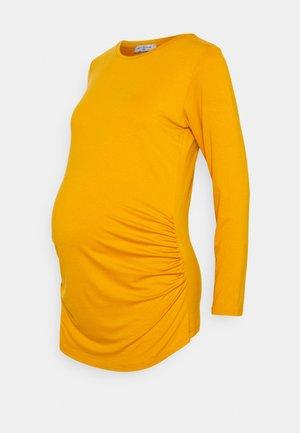 KATE - Långärmad tröja - mustard