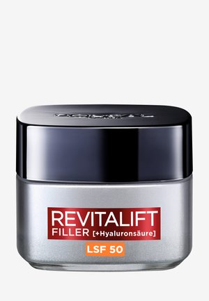 REVITALIFT FILLER ANTI-AGE DAY CREAM SPF50 - Anti-Aging - -